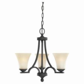 Sea Gull Lighting 31375-839 Three Light Chandelier