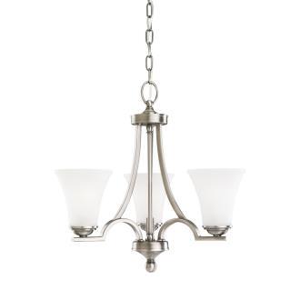 Sea Gull Lighting 31375-965 Three Light Chandelier