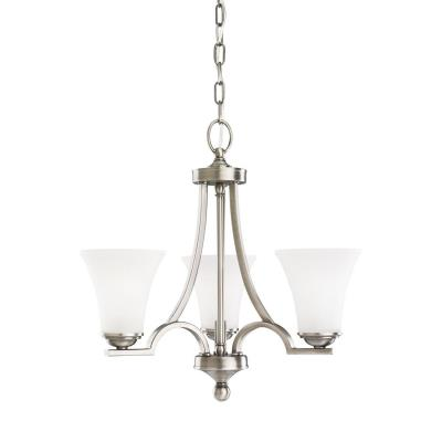 Sea Gull Lighting 31375-965 Three Light Chandelier