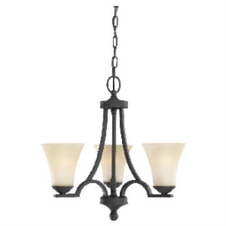 Sea Gull Lighting 31375BLE-839 Somerton - Three Light Chandelier