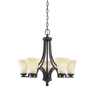 Sea Gull Lighting 31376-839 Five Light Chandelier