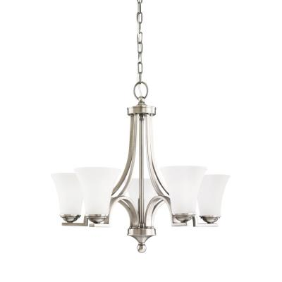 Sea Gull Lighting 31376-965 Five Light Chandelier