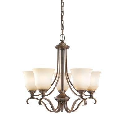 Sea Gull Lighting 31380-829 Five Light Chandelier