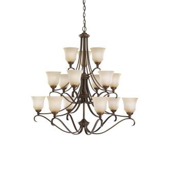 Sea Gull Lighting 31382-829 Fifteen Light Chandelier