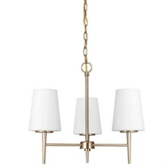Sea Gull Lighting 3140403-848 Driscoll - Three Light Chandelier