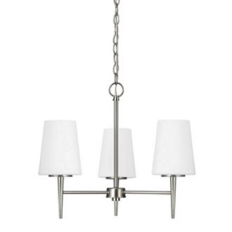 Sea Gull Lighting 3140403BLE-962 Driscoll - Three Light Chandelier