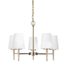 Sea Gull Lighting 3140405BLE-848 Driscoll - Five Light Chandelier