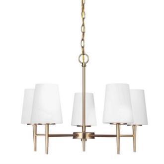 Sea Gull Lighting 3140405BLE-848 Driscoll - Five Light Chandelier