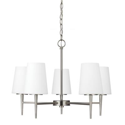 Sea Gull Lighting 3140405BLE-962 Driscoll - Five Light Chandelier