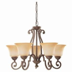Sea Gull Lighting 31431-71 Five-Light Brandywine Chandelier