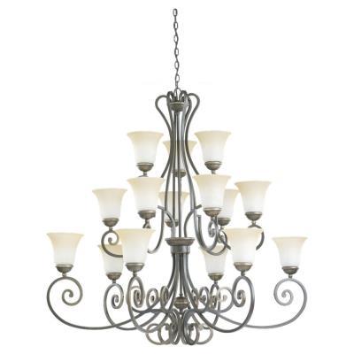 Sea Gull Lighting 31433-71 Fifteen-Light Brandywine Chandelier