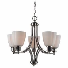 Sea Gull Lighting 31475 Century - Five Light Chandelier
