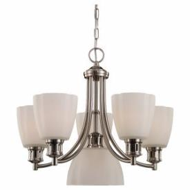 Sea Gull Lighting 31476 Century - Six Light Chandelier
