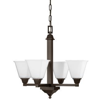 Sea Gull Lighting 3150404BLE-710 Denhelm - Four Light Chandelier