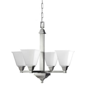 Sea Gull Lighting 3150404BLE-962 Denhelm - Four Light Chandelier