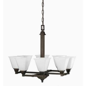 Sea Gull Lighting 3150408-710 Denhelm - Eight Light Chandelier