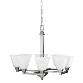 Sea Gull Lighting 3150408BLE-962 Denhelm - Eight Light Chandelier