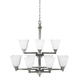Sea Gull Lighting 3150412BLE-962 Denhelm - Twelve Light Chandelier