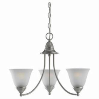 Sea Gull Lighting 31575-962 Albany - Three Light Chandelier