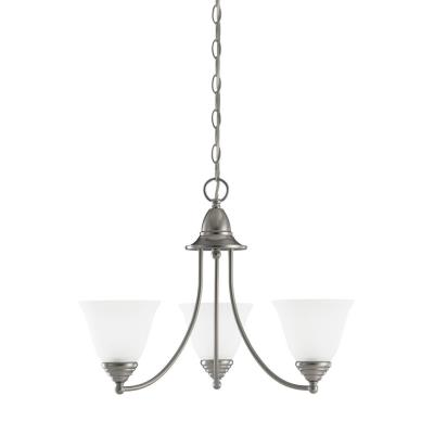 Sea Gull Lighting 31575-962 Albany - Three Light Chandelier