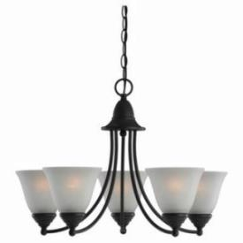 Sea Gull Lighting 31576-782 Albany - Five Light Chandelier