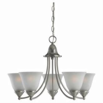 Sea Gull Lighting 31576-962 Albany - Five Light Chandelier