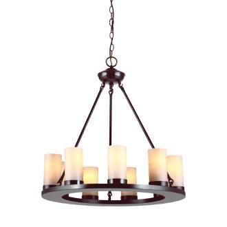 Sea Gull Lighting 31587BLE-710 Ellington - Nine Light Chandelier