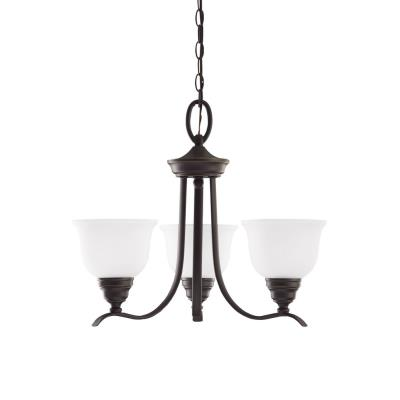 Sea Gull Lighting 31625-782 Wheaton - Three Light Chandelier