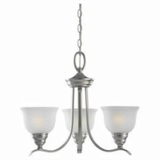 Sea Gull Lighting 31625-962 Wheaton - Three Light Chandelier
