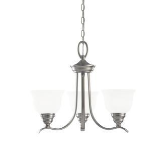 Sea Gull Lighting 31625-962 Wheaton - Three Light Chandelier