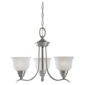 Sea Gull Lighting 31625BLE-962 Wheaton - Three Light Fluorescent Chandelier