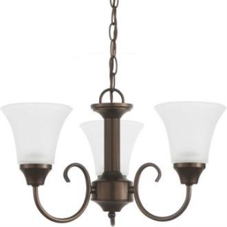 Sea Gull Lighting 31806-827 Holman - Three Light Chandelier