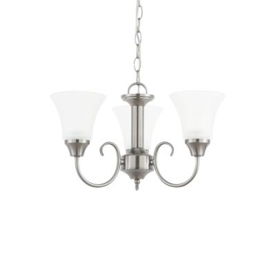 Sea Gull Lighting 31806-962 Holman - Three Light Chandelier