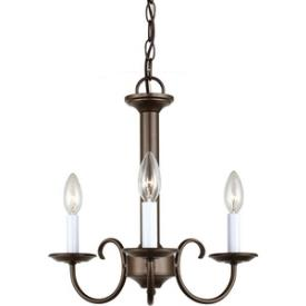 Sea Gull Lighting 31807-827 Holman - Three Light Chandelier