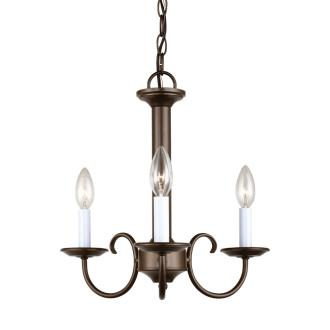 Sea Gull Lighting 31807-827 Holman - Three Light Chandelier