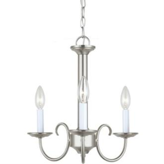 Sea Gull Lighting 31807-962 Holman - Three Light Chandelier