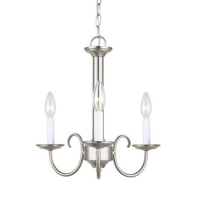 Sea Gull Lighting 31807-962 Holman - Three Light Chandelier