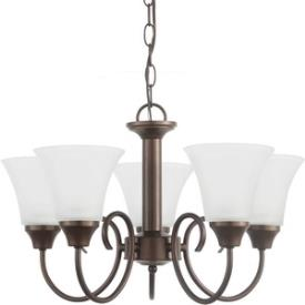 Sea Gull Lighting 31808-827 Holman - Five Light Chandelier