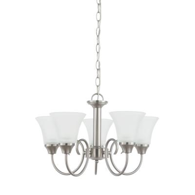 Sea Gull Lighting 31808-962 Holman - Five Light Chandelier