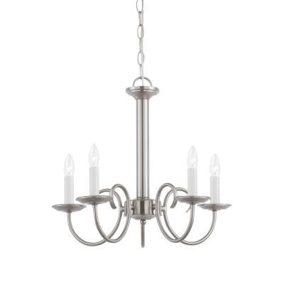 Sea Gull Lighting 31809-962 Holman - Five Light Chandelier