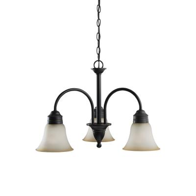 Sea Gull Lighting 31850-782 Three-Light Gladstone Chandelier
