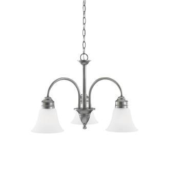 Sea Gull Lighting 31850-965 Three-Light Gladstone Chandelier