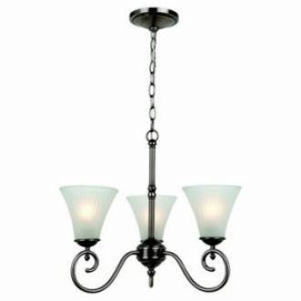 Sea Gull Lighting 31935 Joliet - Three Light Chandelier
