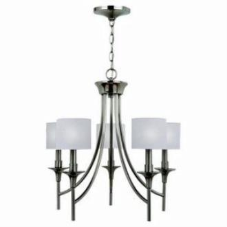 Sea Gull Lighting 31942 Stirling - Five Light Chandelier