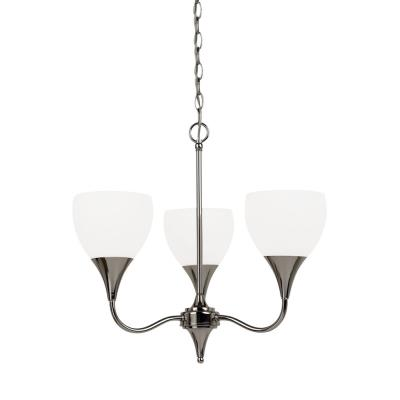 Sea Gull Lighting 31951-841 Solana - Three Light Chandelier