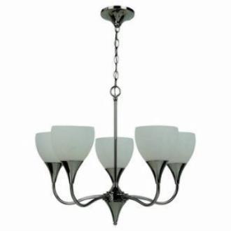 Sea Gull Lighting 31961-841 Solana - Five Light Chandelier