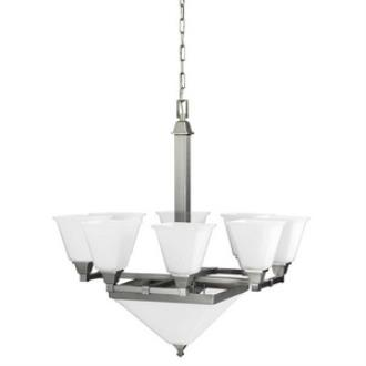 Sea Gull Lighting 3250410-962 Denhelm - Ten Light Chandelier
