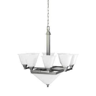 Sea Gull Lighting 3250410-962 Denhelm - Ten Light Chandelier