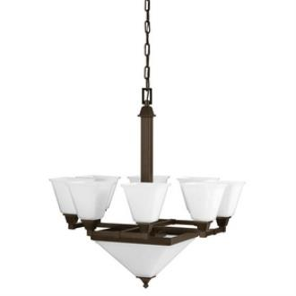 Sea Gull Lighting 3250410BLE-710 Denhelm - Ten Light Chandelier