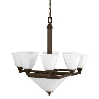 Sea Gull Lighting 3250410BLE-710 Denhelm - Ten Light Chandelier